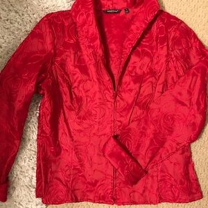 The best red jacket ever!